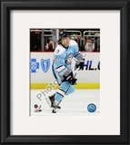 Kris Letang 2010-11 Action Framed Photographic Print
