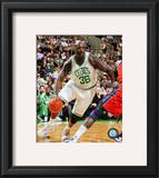 Shaquille O'Neal 2010-11 Action Framed Photographic Print