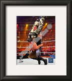 The Undertaker Wrestlemania Framed Photographic Print