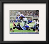 Jason Witten 2010 Action Framed Photographic Print