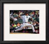 Mariano Rivera 2010 Action Framed Photographic Print