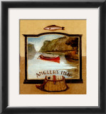 Angler's Inn Prints by Thomas LaDuke