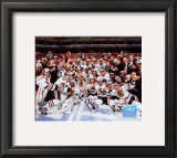 2009-10 Chicago Blackhawks Team Framed Photographic Print
