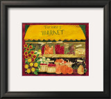 Farmer's Market Prints by Dan Dipaolo