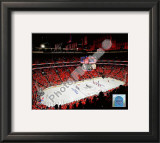 Wachovia Center 2009-10 NHL Stanley Cup Finals Game 3 Framed Photographic Print
