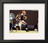 Braylon Edwards Framed Photographic Print