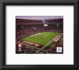 Bryant Denny Stadium University of Alabama 2010 Framed Photographic Print