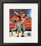 John Cena Wrestlemania Framed Photographic Print