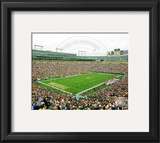 Lambeau Field 2010 Framed Photographic Print
