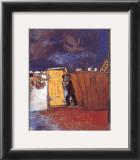 Claire de Lune Prints by Marc Chagall