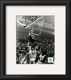 Bill Walton UCLA Bruins 1973 Action Framed Photographic Print