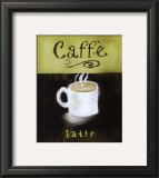 Caffe Latte Prints by Anthony Morrow