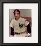 Yogi Berra Framed Photographic Print