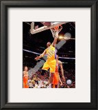 Lamar Odom 2009-10 Playoff Framed Photographic Print