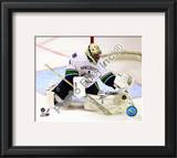 Roberto Luongo 2010-11 Action Framed Photographic Print