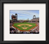 Citizens Bank Park 2010 Framed Photographic Print