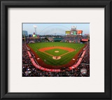 Angel Stadium 2010 Framed Photographic Print