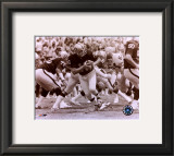 George Blanda Framed Photographic Print