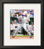 Austin Jackson 2010 Framed Photographic Print