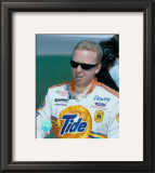 Ricky Craven Close Up Portrait Framed Photographic Print