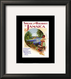 Holidays In Jamaica Prints