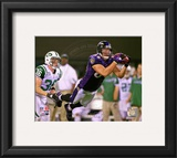 Todd Heap 2010 Action Framed Photographic Print