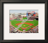 Nationals Park 2010 Opening Day Framed Photographic Print