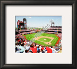 Citizens Bank Park 2009 Framed Photographic Print