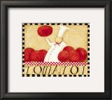 Tomato Prints by Dan Dipaolo