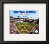 2008 Shea Stadium - Final Season Framed Photographic Print