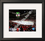 United Center 2009-10 Playoffs Framed Photographic Print