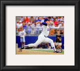 Nolan Ryan Action Framed Photographic Print