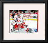 Cam Ward 2010-11 Action Framed Photographic Print