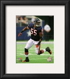 Lance Briggs 2010 Action Framed Photographic Print