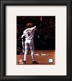 Cal Ripken Jr. - Last Game Waving Framed Photographic Print