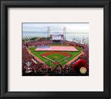 AT&T Park Game One of the 2010 World Series Framed Photographic Print