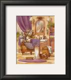 Victorian Bathroom II Prints by Jerianne Van Dijk
