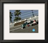 Dale Jr. Amp Car Framed Photographic Print