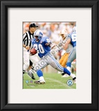 Barry Sanders - 1994 Framed Photographic Print