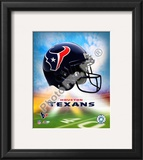 2009 Houston Texans  Logo Framed Photographic Print