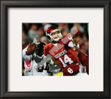 Sam Bradford University of Oklahoma Sooners 2008 Framed Photographic Print