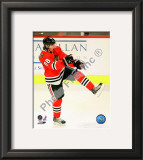 Patrick Kane 2009-10 Playoff Framed Photographic Print