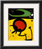 Vuelo de Pajaros Prints by Joan Miró