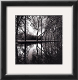 Alle'e d'Honneur, Coarances, France Prints by Michael Kenna