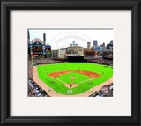 Comerica Park 2010 Framed Photographic Print