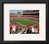 Paul Brown Stadium 2009 Framed Photographic Print