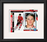 Jonathan Toews 2010 Studio Plus Framed Photographic Print