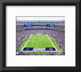 New Meadowlands Stadium 2010 (Giants) Framed Photographic Print