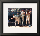 Randy Johnson - Multi-Exposure Framed Photographic Print