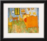 The Bedroom at Arles, c.1887 Print by Vincent van Gogh